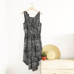 Urban Outfitters Lush High-Low Dress